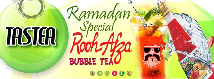 Hero Tastea Ramazan offer