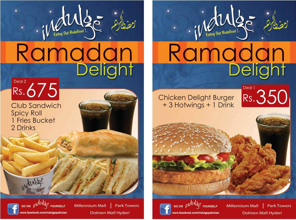 Fatburger ramadan deals