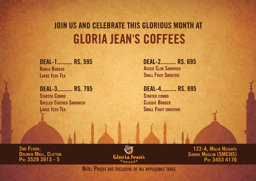 Ramazan offer from Gloria Jeans