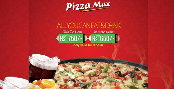 Pizza Max SidraRizviSays